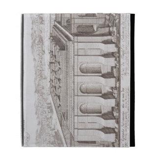 The Temple of Solomon, Jerusalem, from 'Entwurf ei iPad Folio Covers