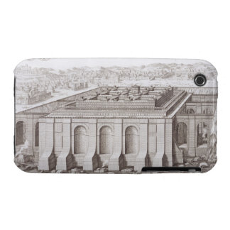 The Temple of Solomon, Jerusalem, from 'Entwurf ei iPhone 3 Covers