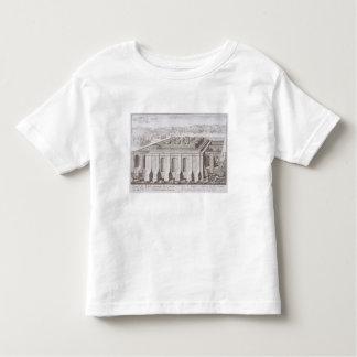 The Temple of Solomon, Jerusalem, from 'Entwurf ei Tee Shirt