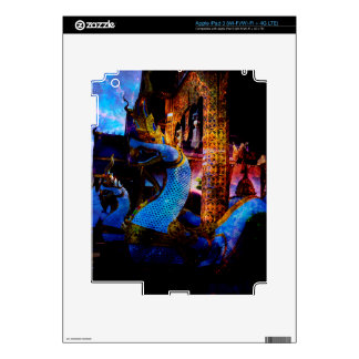 The Temple of Time iPad 3 Decal