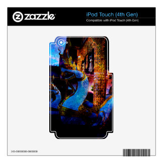The Temple of Time Skin For iPod Touch 4G