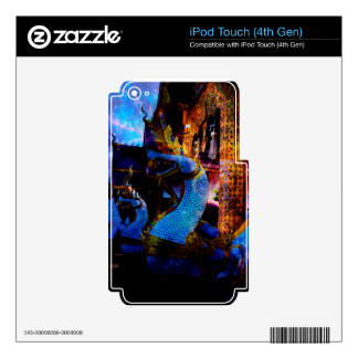The Temple of Time Skins For iPod Touch 4G