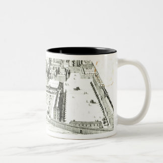 The Temple Two-Tone Coffee Mug