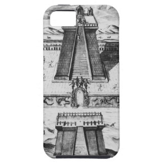 The Templo Mayor at Tenochtitlan iPhone 5 Case