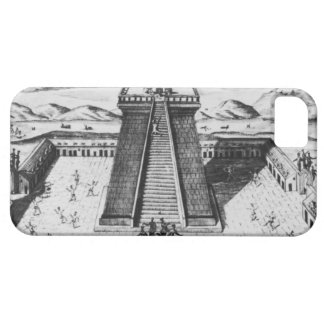 The Templo Mayor at Tenochtitlan iPhone 5 Cover