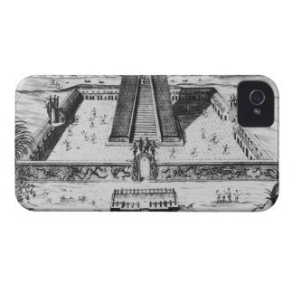 The Templo Mayor at Tenochtitlan iPhone 4 Case-Mate Cases