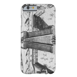 The Templo Mayor at Tenochtitlan Barely There iPhone 6 Case