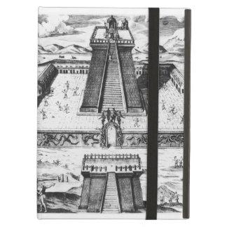 The Templo Mayor at Tenochtitlan iPad Folio Cases