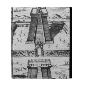 The Templo Mayor at Tenochtitlan iPad Cases