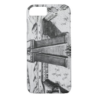 The Templo Mayor at Tenochtitlan iPhone 8/7 Case