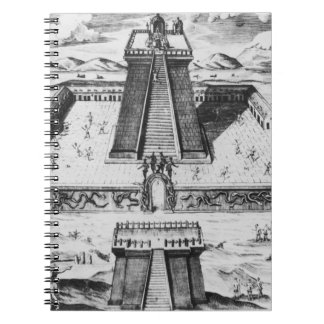 The Templo Mayor at Tenochtitlan Note Book