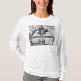 The Templo Mayor at Tenochtitlan T-Shirt