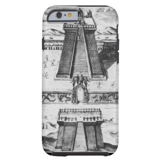 The Templo Mayor at Tenochtitlan Tough iPhone 6 Case