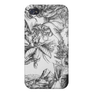 The Temptation of St.Anthony, 1506 iPhone 4 Cover