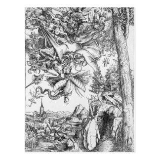 The Temptation of St.Anthony, 1506 Postcard