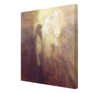 The Temptation of St. Anthony, 1883 Gallery Wrap Canvas