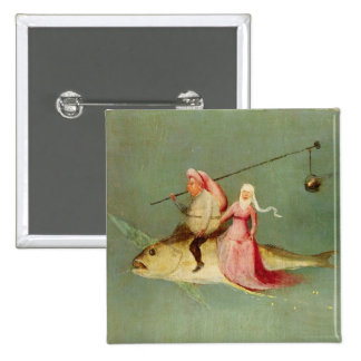 The Temptation of St. Anthony 2 Pinback Button