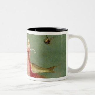 The Temptation of St. Anthony 2 Two-Tone Coffee Mug