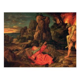 The Temptation of St. Anthony, c.1530 Postcard