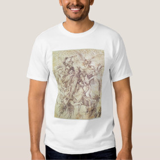 The Temptation of St. Anthony (engraving) T Shirt