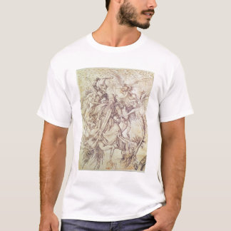 The Temptation of St. Anthony (engraving) T-Shirt