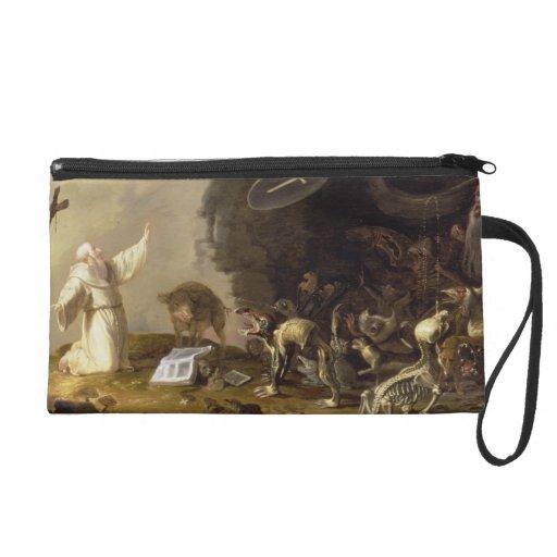 The Temptation of St. Anthony (panel) Wristlet