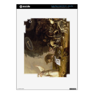 The Temptation of St. Anthony (panel) iPad 3 Skins