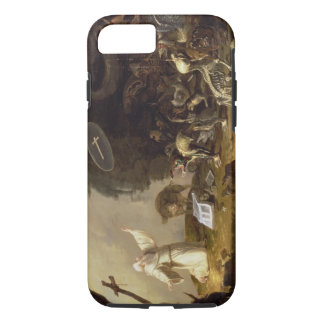 The Temptation of St. Anthony (panel) iPhone 7 Case