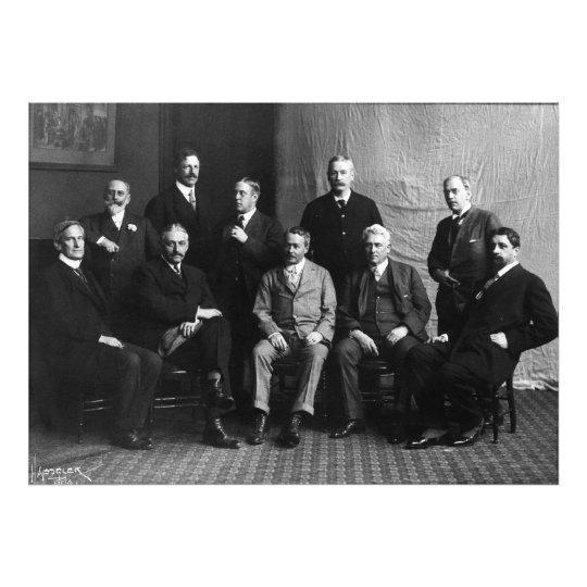 The Ten American Impressionist Painters Photo Print