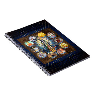 The Ten Avatars Of Vishnu - Notebook
