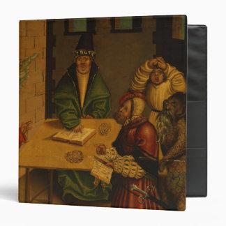 The Ten Commandments, 1516 3 Ring Binder