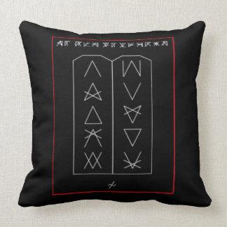 The Ten Commandos Throw Pillow