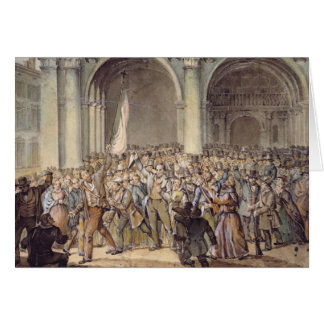 The Ten days of Brescia, after 1849 Card