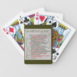 The Tenets of the Night Card Decks