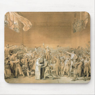 The Tennis Court Oath, 20th June 1789, 1791 2 Mouse Pad