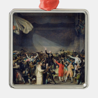 The Tennis Court Oath, 20th June 1789, 1791 Metal Ornament