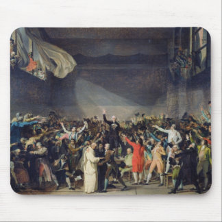 The Tennis Court Oath, 20th June 1789, 1791 Mouse Pad