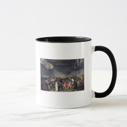 The Tennis Court Oath, 20th June 1789, 1791 Mug
