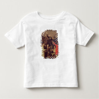 The Tennis Court Oath Toddler T-shirt