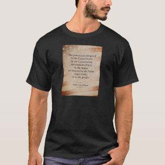 The Tenth Amendment T-Shirt