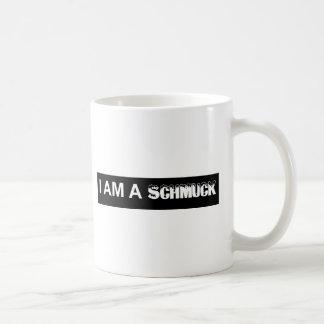 THE TERM SCHMUCK COFFEE MUG