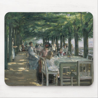 The Terrace at the Restaurant Mouse Pad