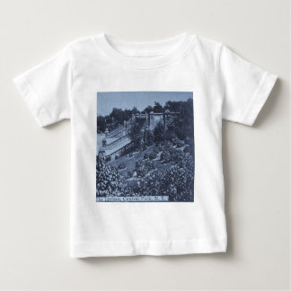 The Terrace in Central Park NYC Vintage 1900 Baby T-Shirt