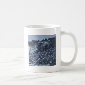 The Terrace in Central Park NYC Vintage 1900 Coffee Mug