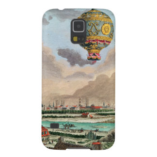The Terrace of Monsieur Franklin at Passy Galaxy S5 Case