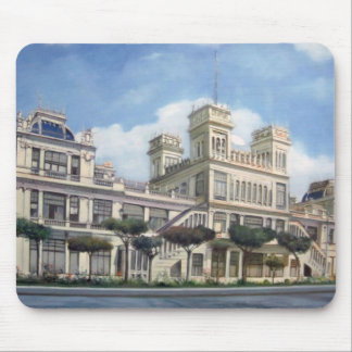 The Terrace (To Corunna) Mouse Pad