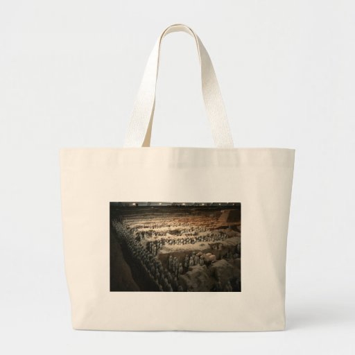 The Terracotta Army Canvas Bag