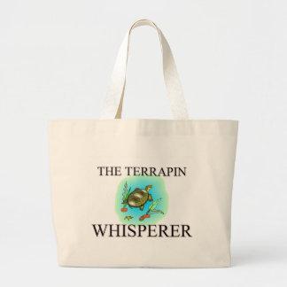 The Terrapin Whisperer Bags