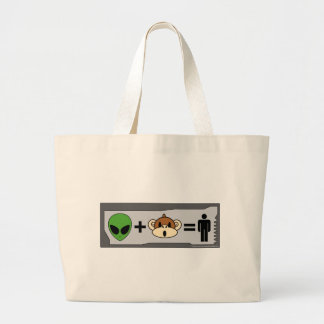 The Terrestrial Freewill Project Tote Bag