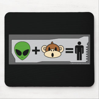 The Terrestrial Freewill Project Mouse Pads